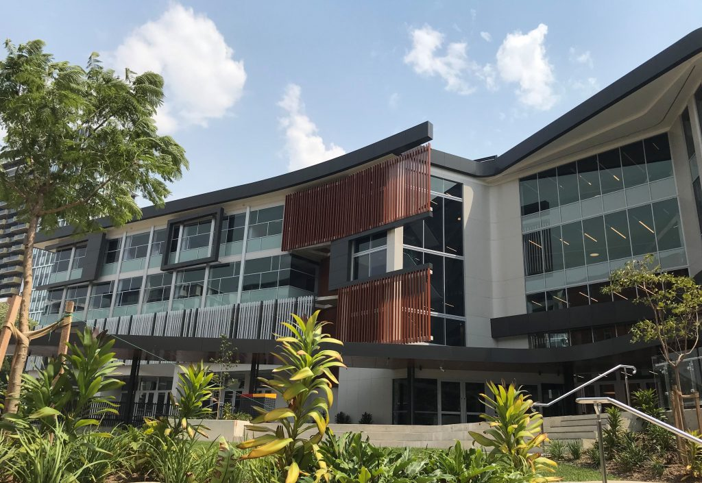 Morling campus - Ezra