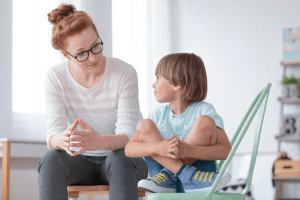 Child and adolescent counselling - Ezra
